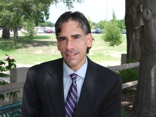 Alex Piquero is Ashbel Smith Professor of Criminology