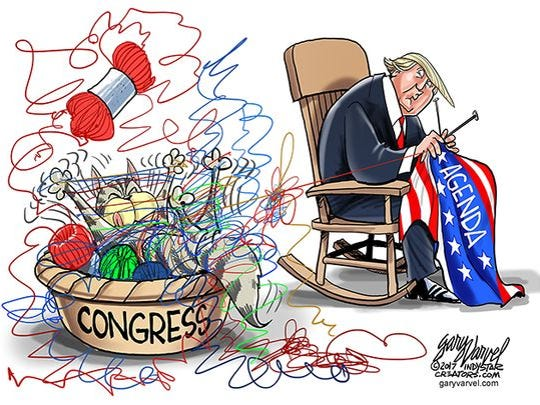Congress and Trump