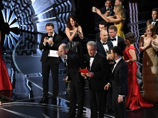 Did you miss last nights epic fail for Best Picture? What happen? How did it happen?