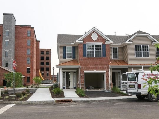 The Lofts at Helmetta Town homes opened in the summer