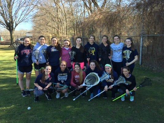 NV/Old Tappan girls lacrosse