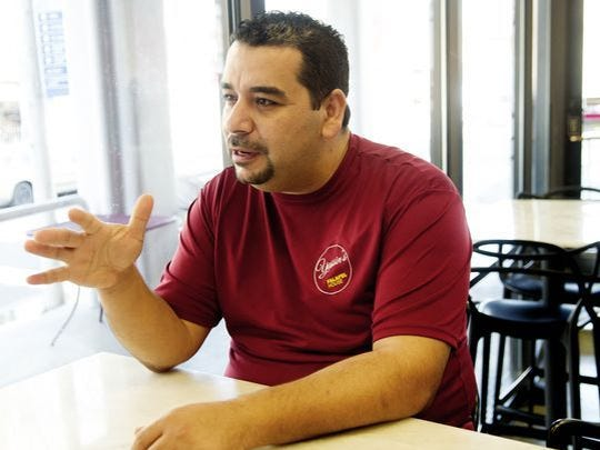 Syrian native Yassin Terou, a Tennessee business owner,