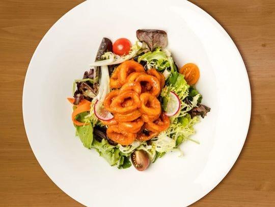 Calamari salad Gayeon