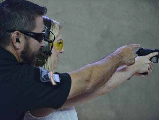 Scott James is a CCW instructor. He believes until