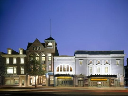 The Appell Center for the Performing Arts pairs two