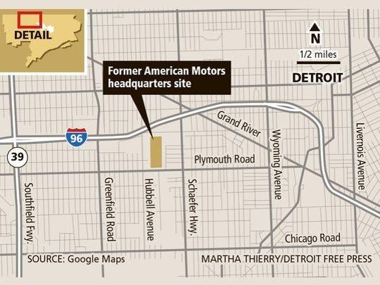 American Motors site.