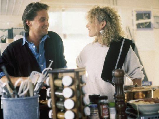 Before Alex Forrest (Glenn Close) boiled that bunny,