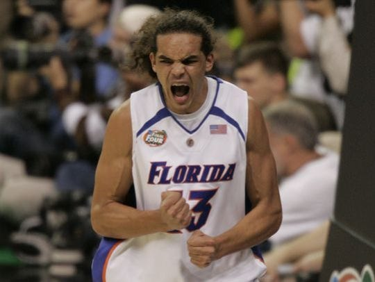 Joakim Noah did a lot of screaming, yelling and hard