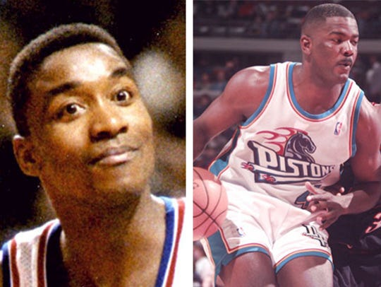 1 Isiah Thomas vs. 3 Joe Dumars