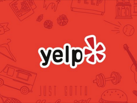 Yelp says it has seen an increase in searches for black-owned businesses.