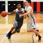 Marshall vs Harper Creek Basketball