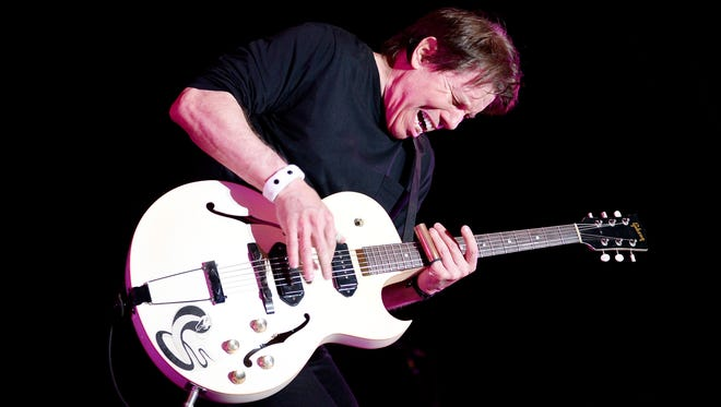 Bad to the bone: George Thorogood and the Destroyers will play Waterfest in Oshkosh on July 21.