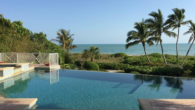 The biggest recorded residential sale in Sanibel Island's history, 3421 West Gulf Drive closed for $6.837 million. Cindy Sitton, a broker associate with Royal Shell Real Estate, represented the buyer.