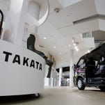 Takata is a big presence in Japan's auto industry. It is based in Japan.