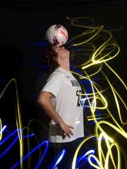 JJ LaCorte of The Pine School, all-area boys soccer