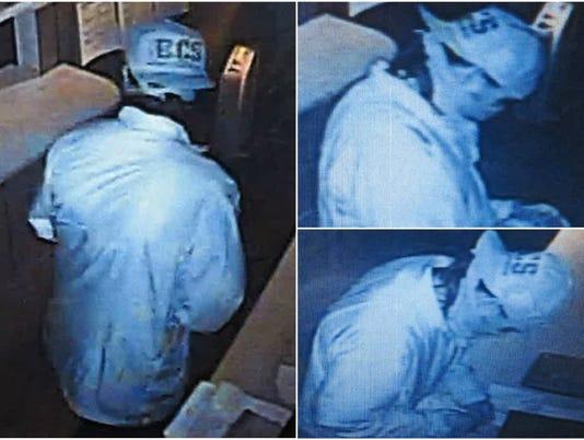 VFW burglary