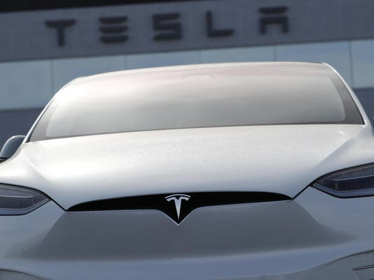 2018 Tesla Model X 100 d