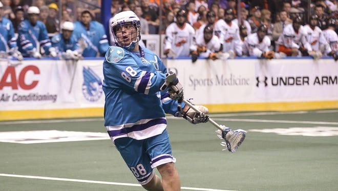 Knighthawks star Cody Jamieson had successful Achilles tendon surgery on May 27.