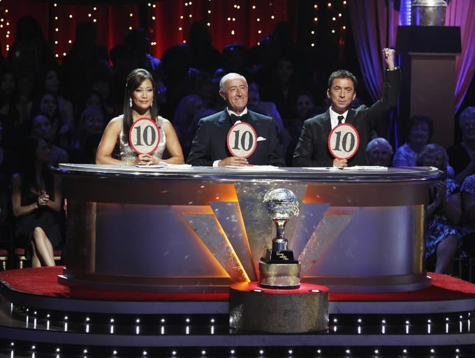 This morning, ABC announced the contestants for Season 17 of 'Dancing With the Stars.' See  who will be battling for praise from judges Carrie Ann Inaba, Len Goodman and Bruno Tonioli and, more importantly, the mirrorball trophy.
