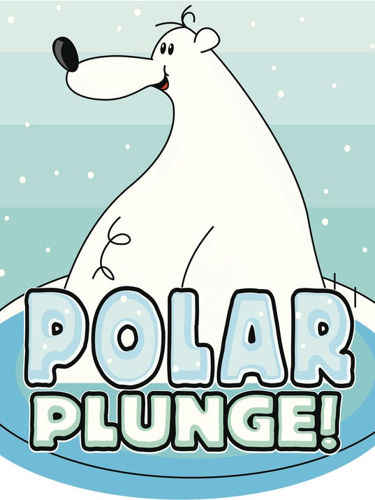Polar plunge announcement