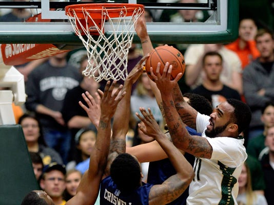 NCAA Basketball: Nevada at Colorado State