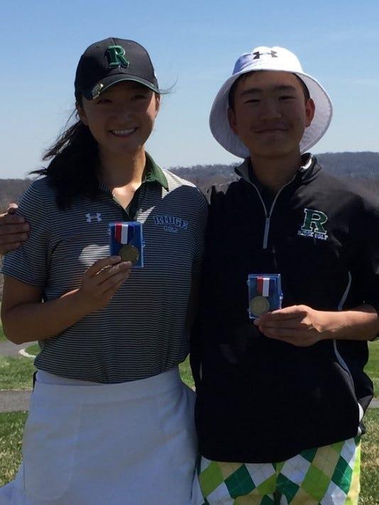 Ridge SCT golf