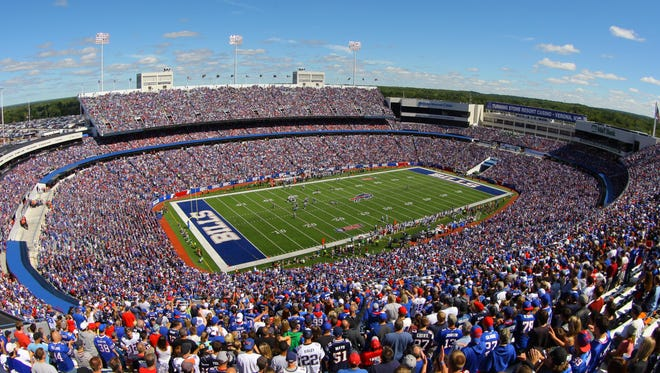 Buffalo's Ralph Wilson Stadium is one of the NFL's more antiquated venues.