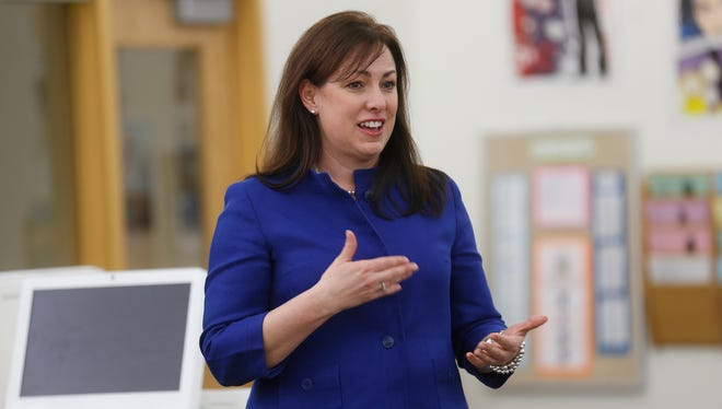 New Mexico State Education Secretary Hanna Skandera will be in Farmington Thursday and Friday for meetings related to implementation of the federal Every Student Succeeds Act.