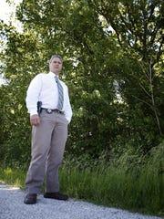 Calumet County Sheriff's Department sergeant/investigator