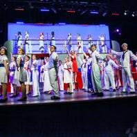 Review excerpts from Cincinnati Hills Christian Academy's 'Anything Goes'