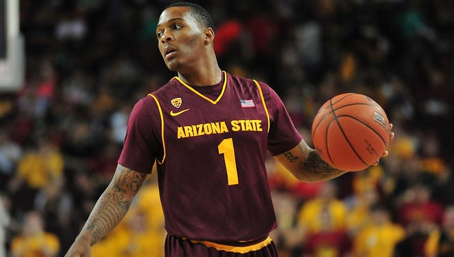 Arizona State guard Jahii Carson averaged 18.5 points and 5.1 assists as a freshman last season.