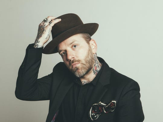 Canadian singer-songwriter Dallas Green leads the band City and Colour.