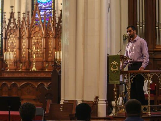 Islamic Center of Clarksville spokesperson Dr. Shabeer