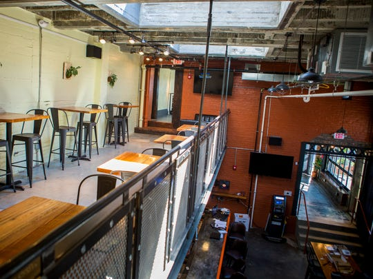 Queen City Radio is a 7,665-square-foot bar and beer