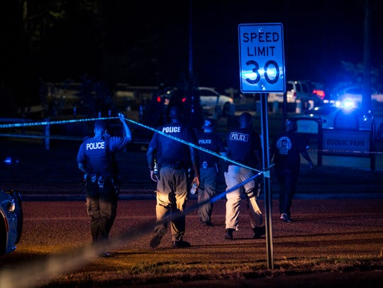 Memphis police investigate after several people were