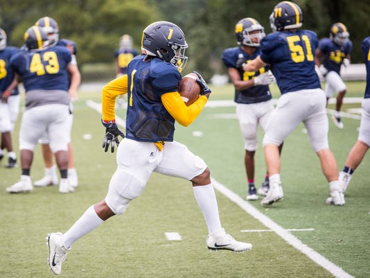 Lausanne Collegiate School Football