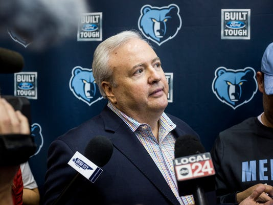 Grizzlies Press