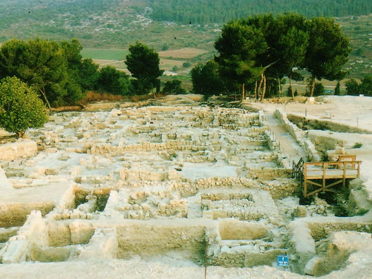 Aylsia Fischer has worked on the excavations at Sepphoris in the Galilee (Israel) for many years.