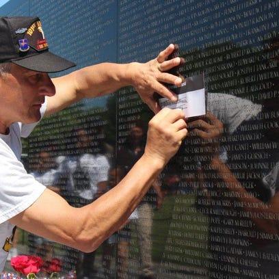 Fallen Never Forgotten: Vietnam Memorials in the USA