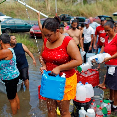 My homeland was destroyed. President Trump, Puerto Rico needs your help.