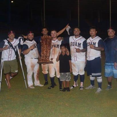 Team Guam crowned champions in Micronesian Baseball Classic