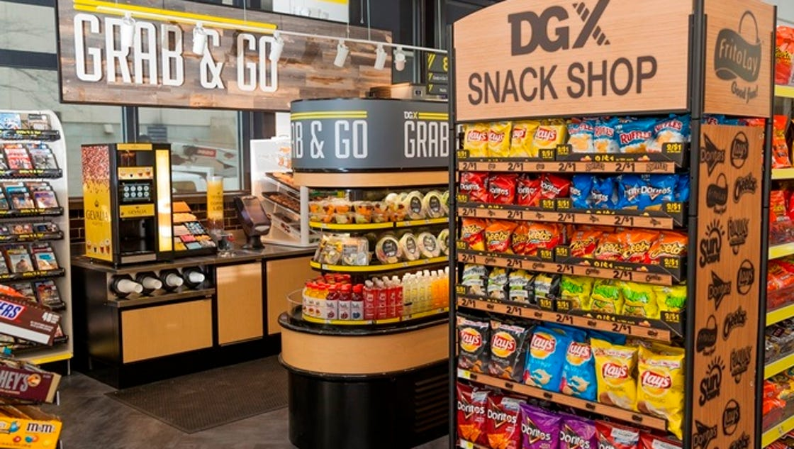 Dollar General goes after millennials with DGX