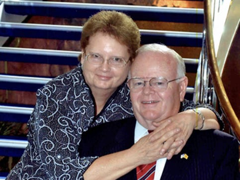 Linda and Jerry Walker to mark 50th anniversary