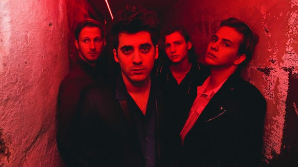 British indie-rock band Circa Waves will open for Two