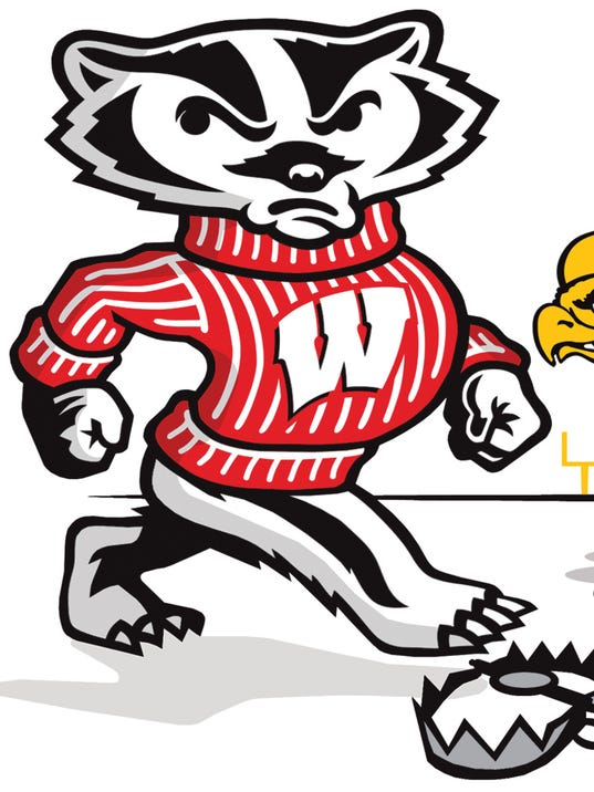 Hawkeyes hope to trap Badgers, Heartland Trophy