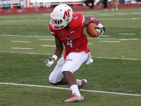 Austin Peay took on Jacksonville State in OVC action