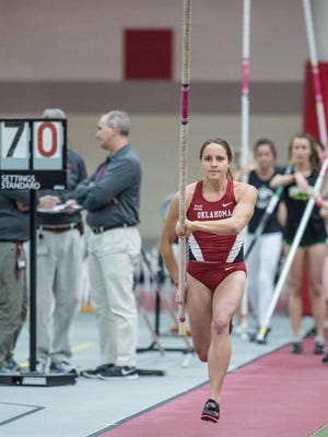 Port Huron Northern graduate Mackenzie Shell is in her first season at the University of Oklahoma