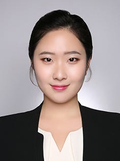 Yuna Lim, Sungshin Women's University and former exchange student at Mary Baldwin University in Staunton, Va.