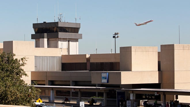 This file photo from October 2014 shows Terminal E at Dallas/Fort Worth (DFW) International Airport.