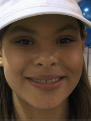 Calallen golfer Makayla McCreary